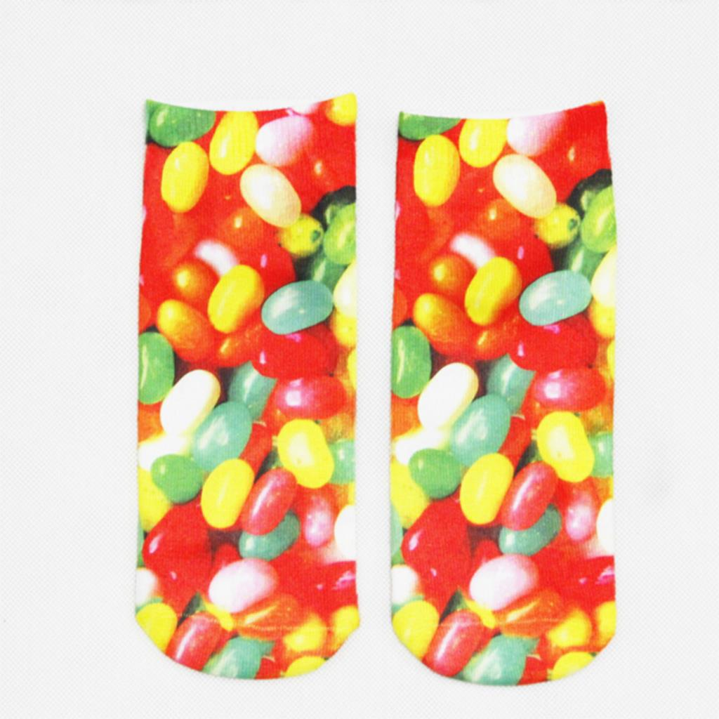 3D Print Colorful Socks